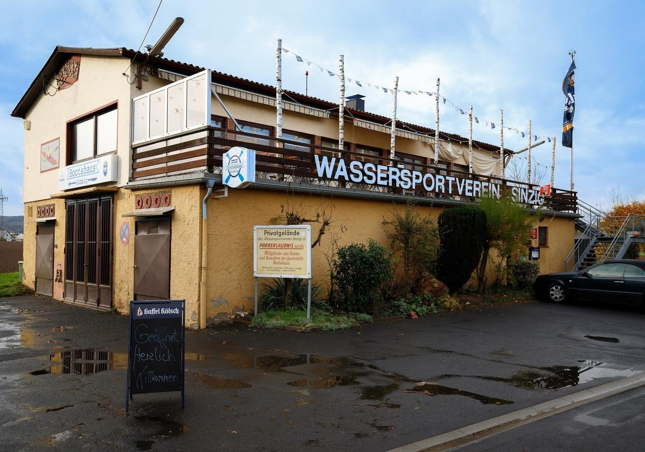 Bootshaus Sinzig